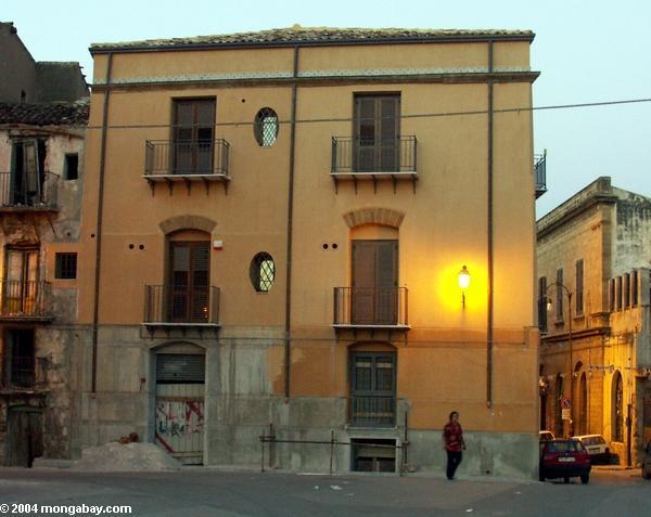Палермо, на Сицилии