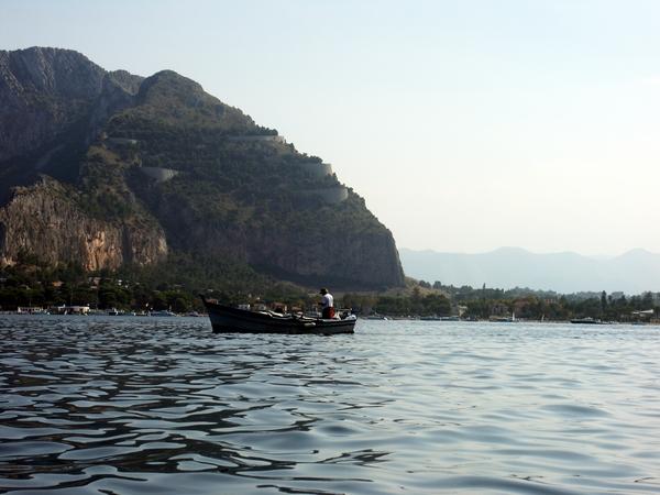 сицилийского побережья